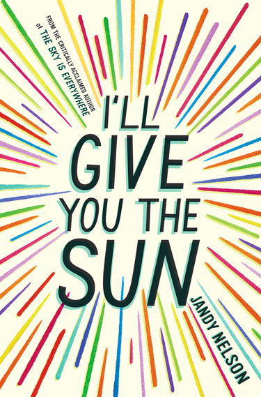 I'll Give You The Sun by Jandy Nelson – BookHippie.com